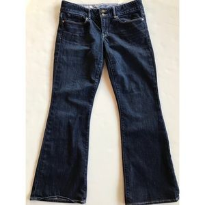 Gap 1969 Perfect Boot Jeans   29/8a
